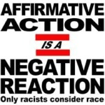 Affirmative Action, Affirmative Slave Chains