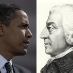 Barack 'Adam Smith' Obama?