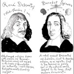 On Descartes, Spinoza and the rise of rationalism and atheism