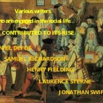 On Swift and Sterne and the rise of modernity