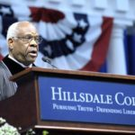 Justice Clarence Thomas at Hillsdale College