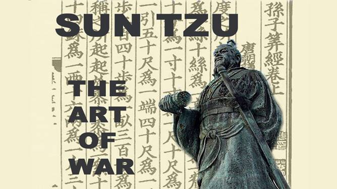 Image result for Sun Tzu and Trading
