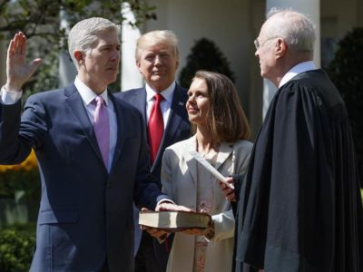Justice Gorsuch and the Preservation of Originalism