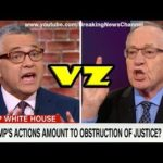 Dershowitz vs. Toobin: Trump's 'Constitutional Authority' in Firing Comey?