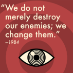 "What Orwell's ""Big Brother"" teaches us about America's Shadow Government"