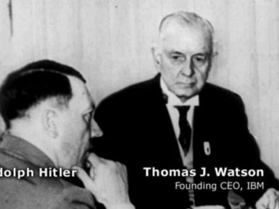How the U.S., IBM and Hitler Created the World's First Technocracy, Part II
