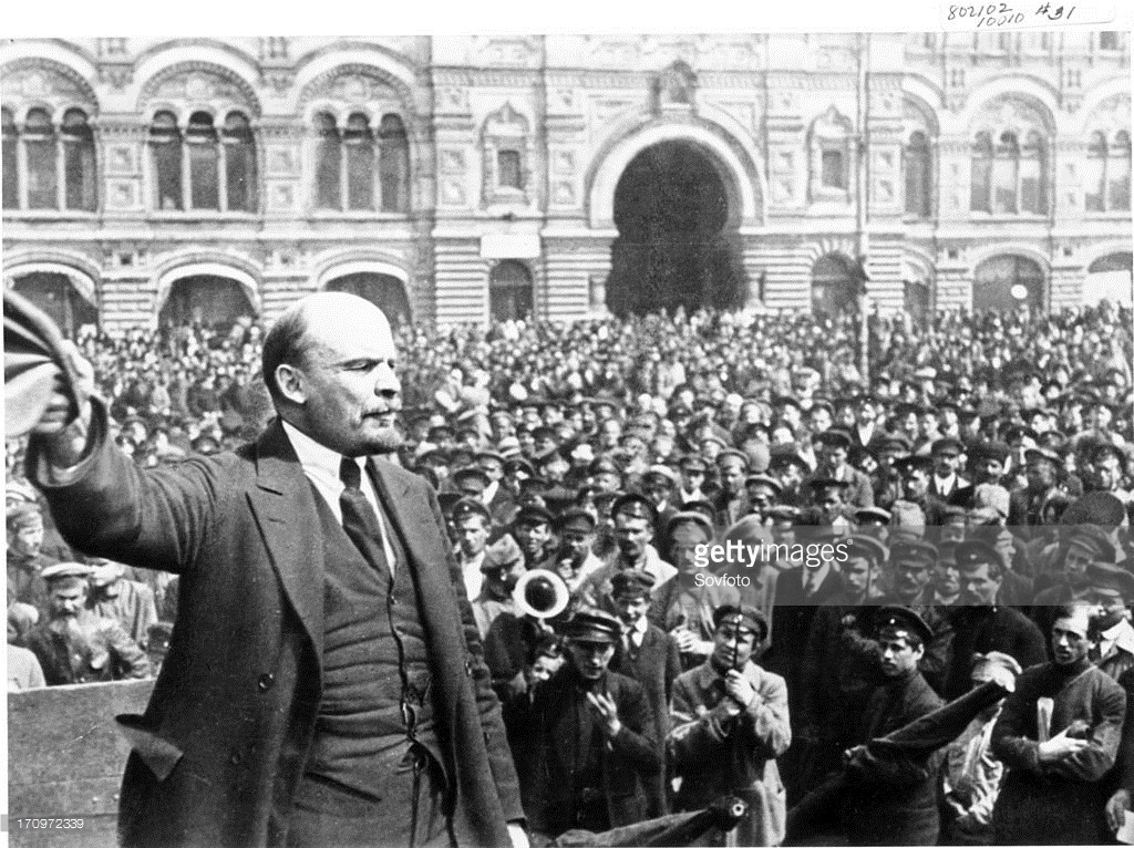 a study of the works of lenin in russia While he studied law in st petersburg he learned about the writings of karl   because lenin wanted an end to world war i in russia, he signed the treaty of.