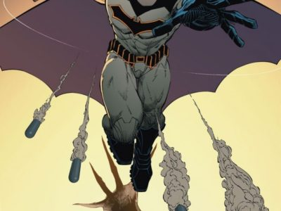 Batman's Bloom = America's Rebirth, Part 2