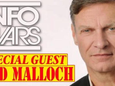 InfoWars Interviews ex-Davos Globalist Ted Malloch, Part II