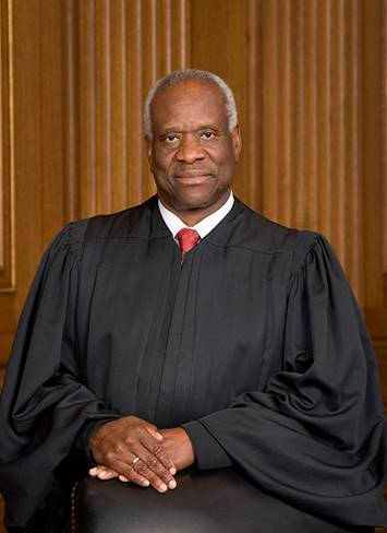 Justice Clarence Thomas, Generation Z, and Me | Ellis Washington ...